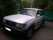 Toyota Land Cruiser 80 1997 года