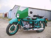 Продам мотоцикл урал м 67-36