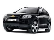 Продаю Chevrolet Captiva,  черного цвета в рассрочку!