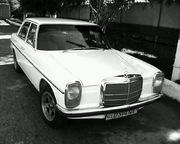Раритет Daimler-Benz W115 Седан
