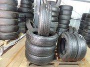 Легковые и грузовые шины б/у ОПТОМ из Германии