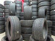 Легковые, грузовые б/у шины ОПТОМ