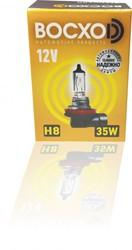 Лампы головного света 12V ВОСХОД STANDARD   H8 STANDARD