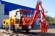 Путевая ремонтная машина ПРМ-5М