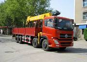 Автокран манипулятор 25 тонн